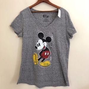 Disney Mickey Mouse Tee NWT